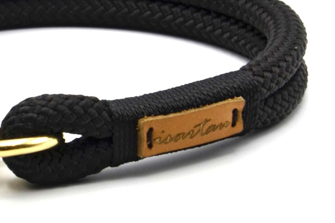 Halsbänder Black Mamba BEST MAN (Kletterseil)