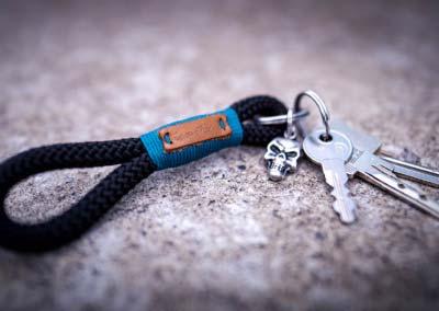 Black Mamba PADDINGTON (Kletterseil) Schlüsselanhänger MAXI