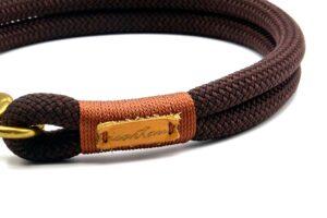 Halsbänder - *Classy Chestnut OLLI*