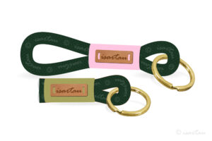 Schlüsselanhänger - *Evergreen Valentine*