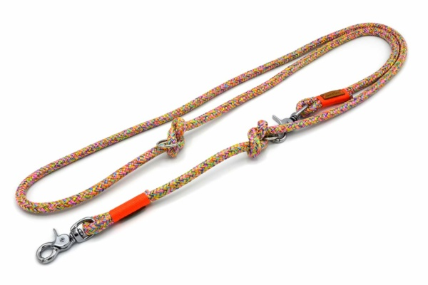 Führleine 2-fach verstellbar (ca. 190cm) - Softtau