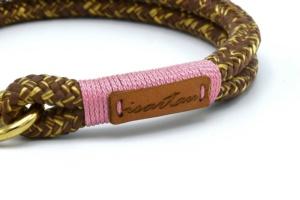 Halsband, Gold Digger ROSE