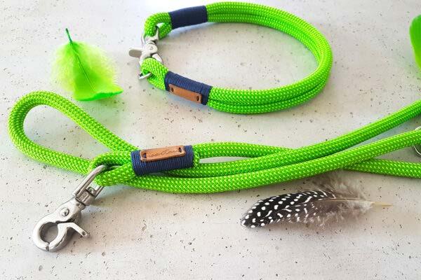 Farbkombination Green Peafowl EDDIE (Kletterseil)