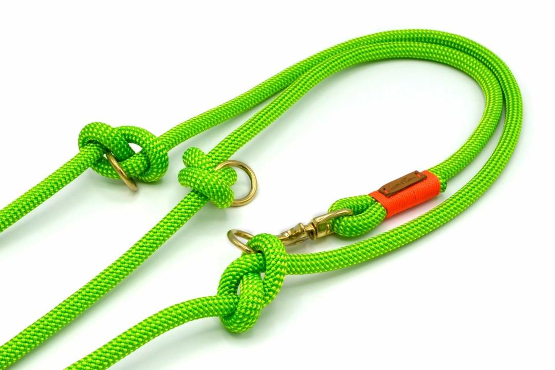Leine Green Peafowl KARLIE (Kletterseil)