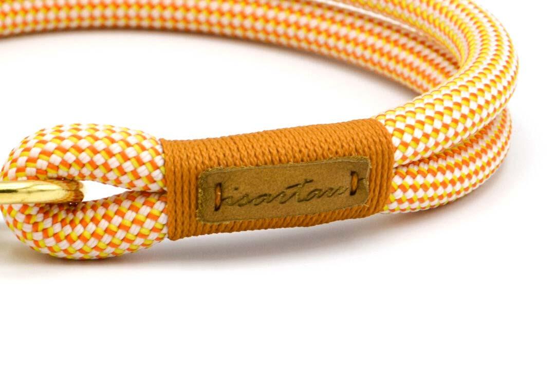 Halsbänder Honey Melon TJIURI (Kletterseil)
