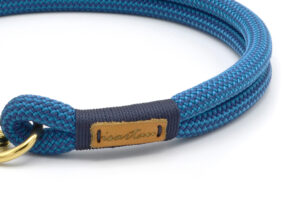 Halsbänder Indigo Sea NAVY (Kletterseil)