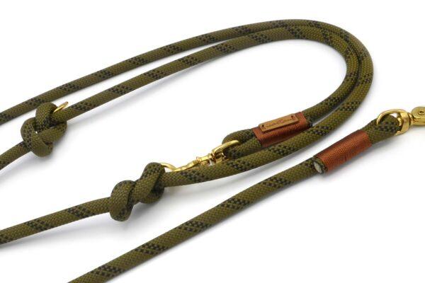 Umhängeleine, Tauleine, 2-fach verstellbar, (ca. 250cm)