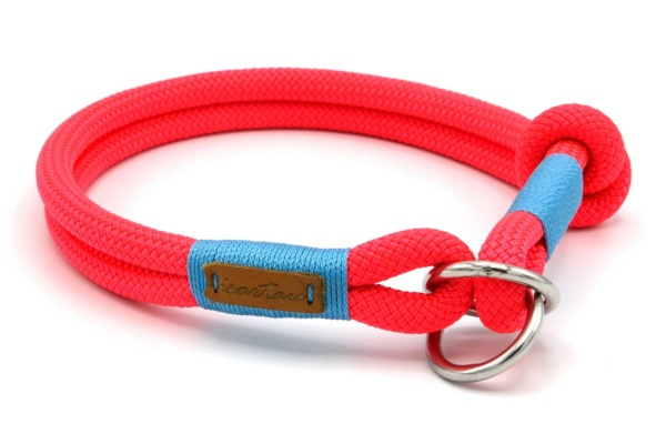 Zugstopp Halsband mit Knoten-Stopp – Kletterseil