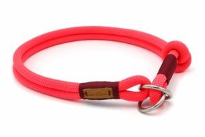 Zugstopp Halsband aus Tau mit Knoten-Stopp - Kletterseil
