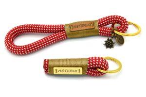 Schlüsselanhänger - *Red Fairy GOLDNUGGET*