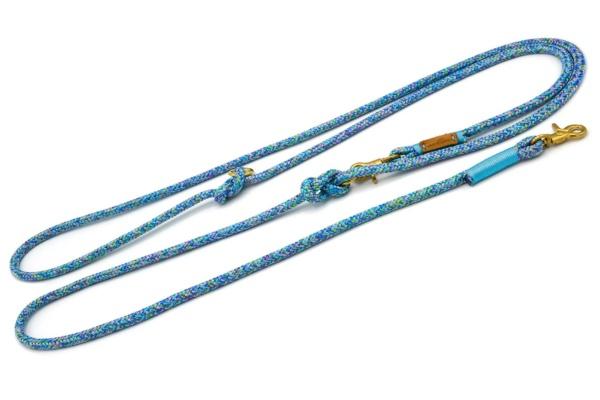 Umhängeleine 2-fach verstellbar (ca. 250cm) - Softtau