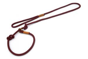 Retrieverleine mit Handschlaufe (ca. 130cm plus Halsung)