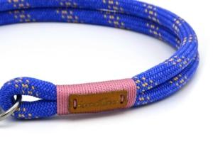 Halsbänder aus Kletterseil