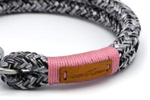 Halsbänder Sterling Sailor ROSE (Softtau)