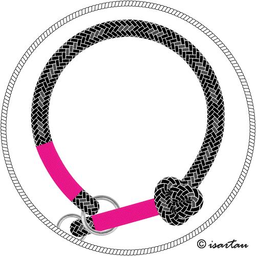 Zugstopp Halsband